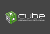 Cube - creative print, design & signage