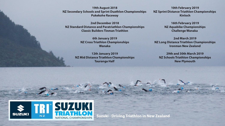 Triathlon NZ